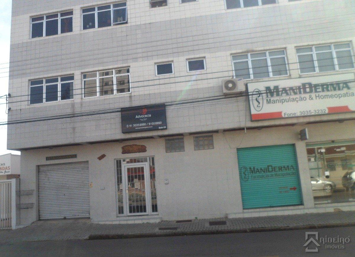REF. 840 -  São José Dos Pinhais - Rua  Paulino De Siqueira Cortes, 2189- Loja SALA 01 - Bl Sala