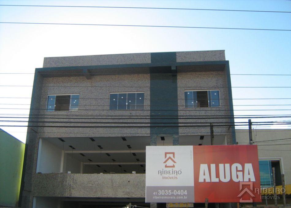 REF. 4429 -  São José Dos Pinhais - Rua  Joaquim Nabuco, 1372 - Apto 0002