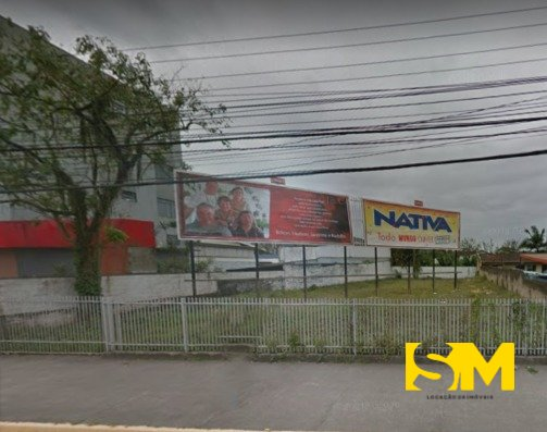Terreno comercial para alugar  no Saguaçu - Joinville, SC. Imóveis