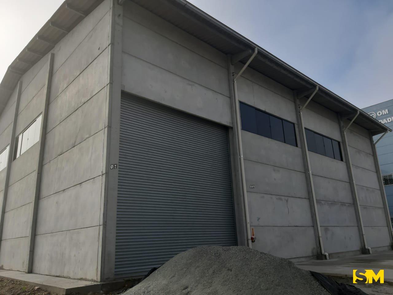 Pavilhão/galpão/depósito para alugar  no Centro-Volta Redonda - Araquari, SC. Imóveis