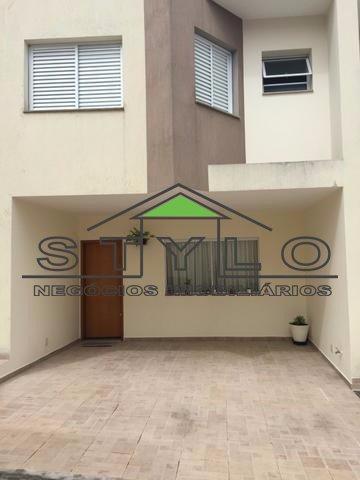 1744 - Casa em Condominio - Jardim Stella - Santo André - 3 dormitório(s) - 1 suíte(s) - foto 1