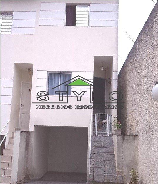 1839 - Casa em Condominio - Paulicéia - São Bernardo do Campo - 2 dormitório(s) -suíte(s) - foto 1
