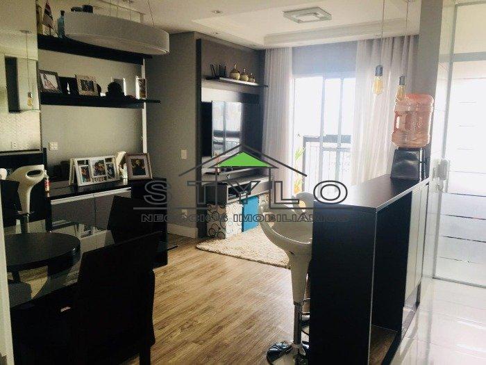 2100 - Apartamentos - Centro - São Bernardo do Campo - 3 dormitório(s) - 1 suíte(s) - foto 1