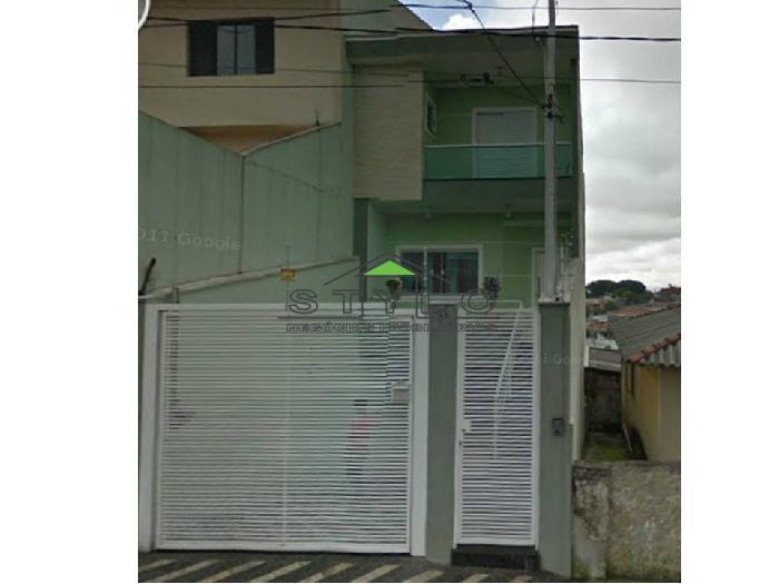 308 - Sobrado - JARDIM SANTO INÁCIO - São Bernardo Do Campo -dormitório(s) - 3 suíte(s) - foto 1