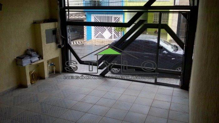 1183 - Casa em Condominio - Baeta Neves - São Bernardo Do Campo - 2 dormitório(s) -suíte(s) - foto 1