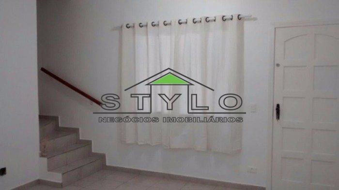 1220 - Casa em Condominio - Demarchi - São Bernardo Do Campo - 2 dormitório(s) -suíte(s) - foto 1