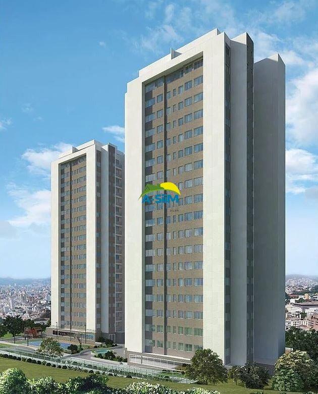 Apartamento de 85,33m²,  à venda