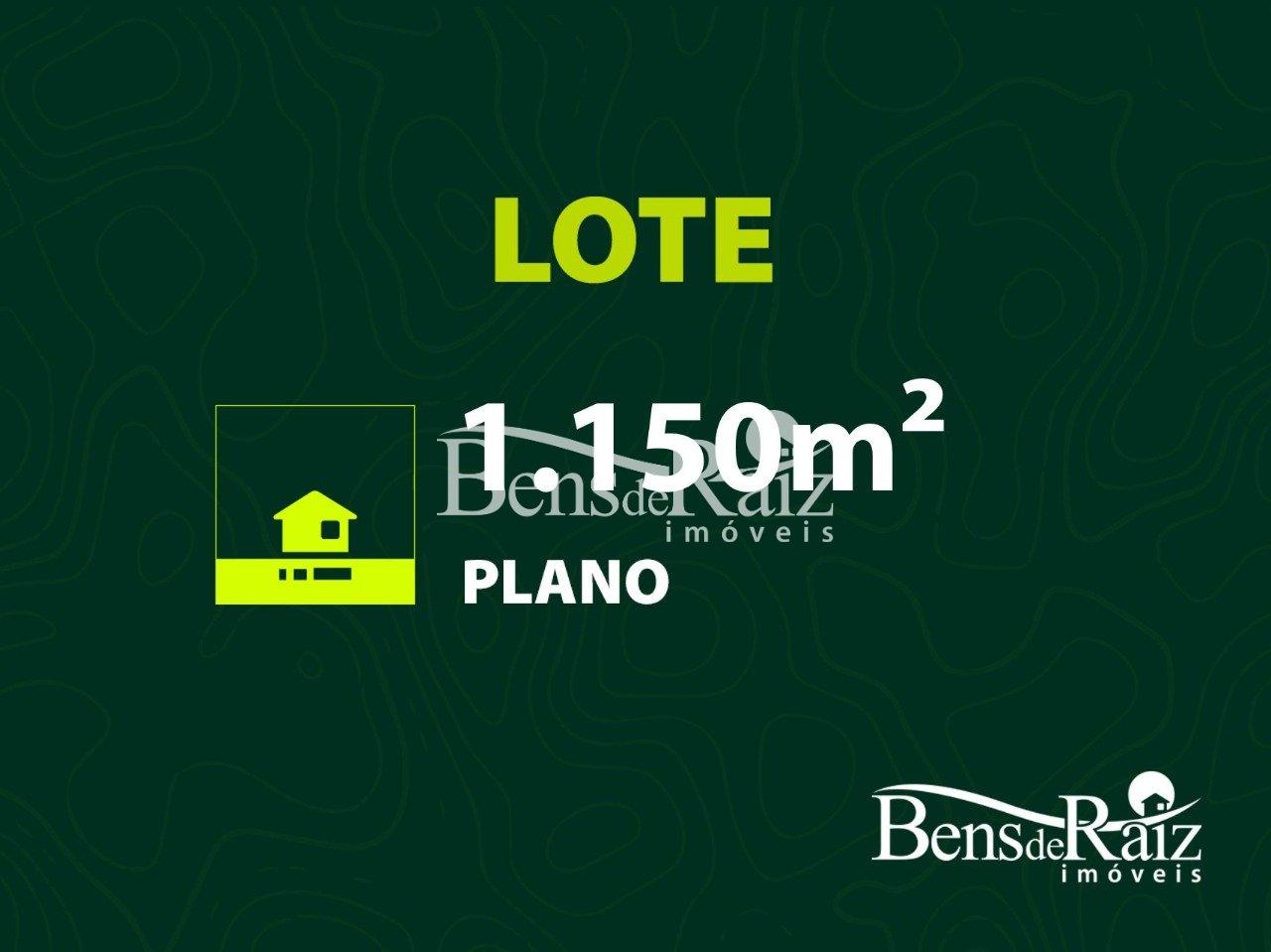 Lotes em Condomínio de 1.150m², à venda