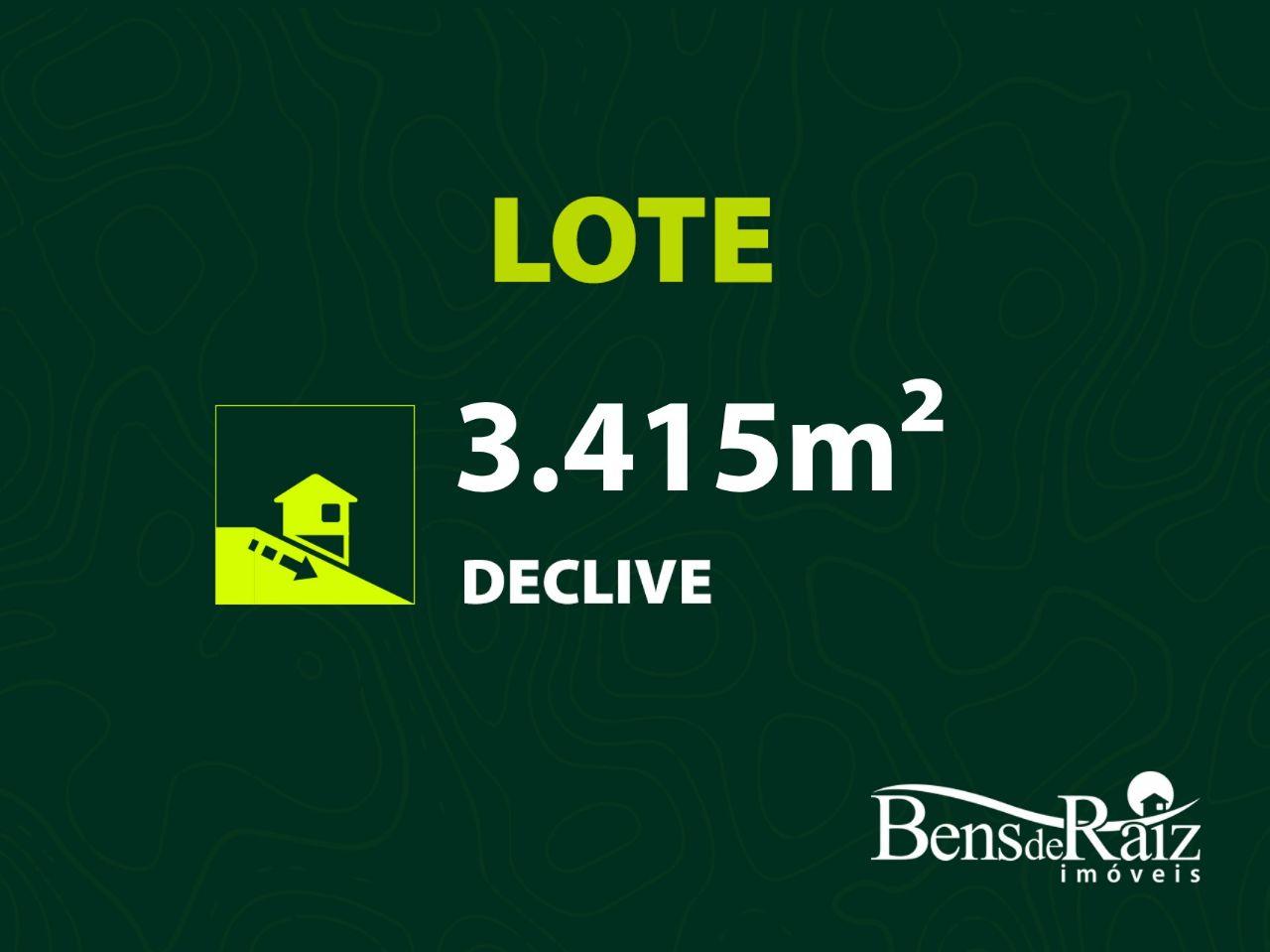 Lotes em Condomínio de 3.415m², à venda