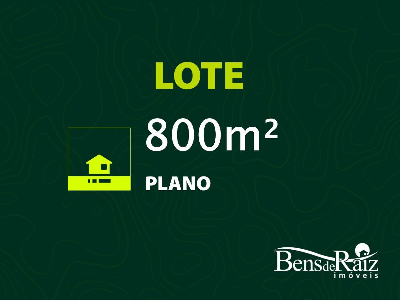 Lotes em Condomínio de 800m², à venda