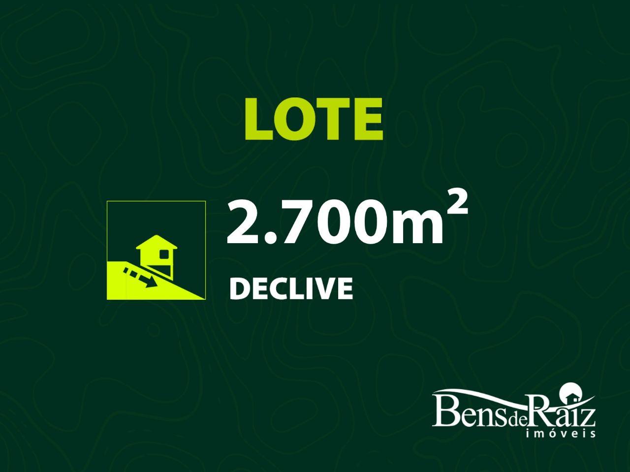 Lotes em Condomínio de 2.700m², à venda
