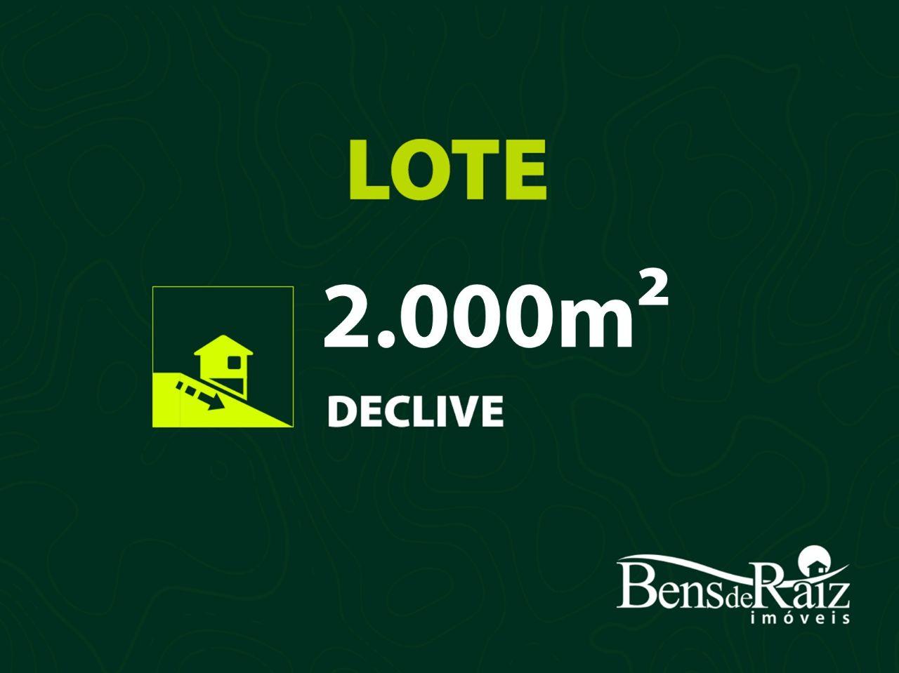 Lotes em Condomínio de 2.000m², à venda