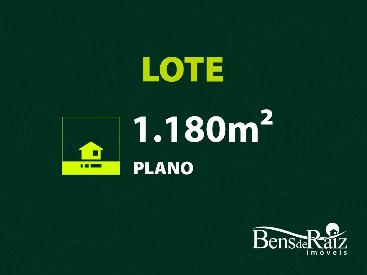 Lotes em Condomínio de 1.180,00m²,  à venda