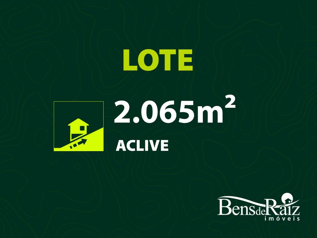 Lotes em Condomínio de 2.065m², à venda