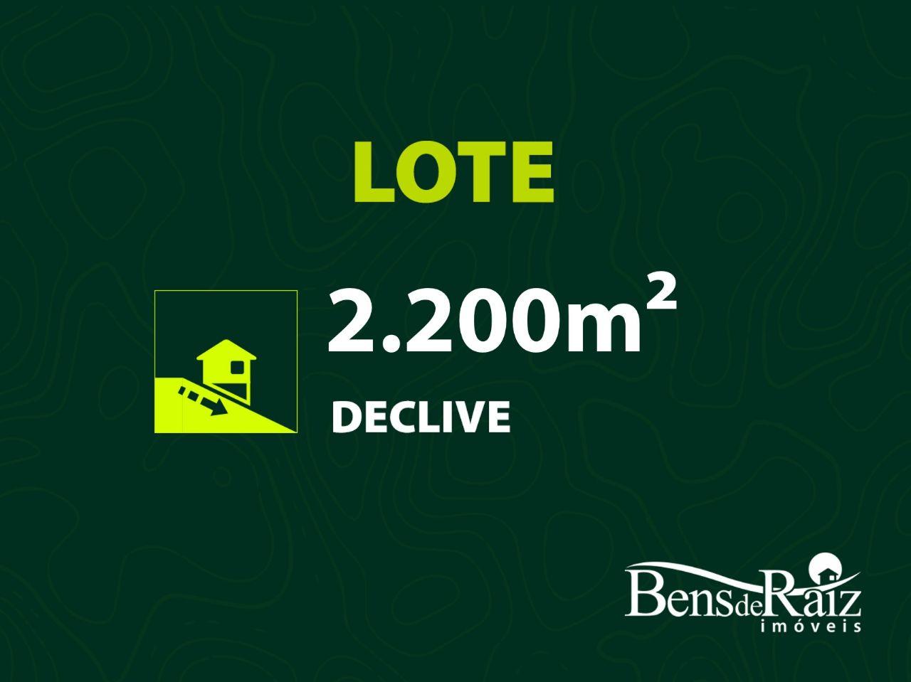 Lotes em Condomínio de 2.200m², à venda