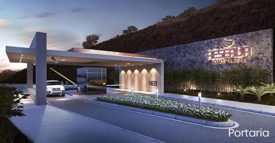 Lotes em Condomínio de 2.500m², à venda