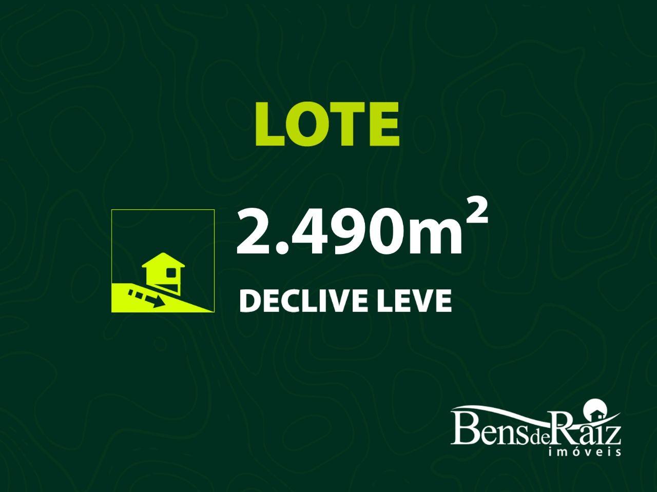 Lotes em Condomínio de 2.490m², à venda