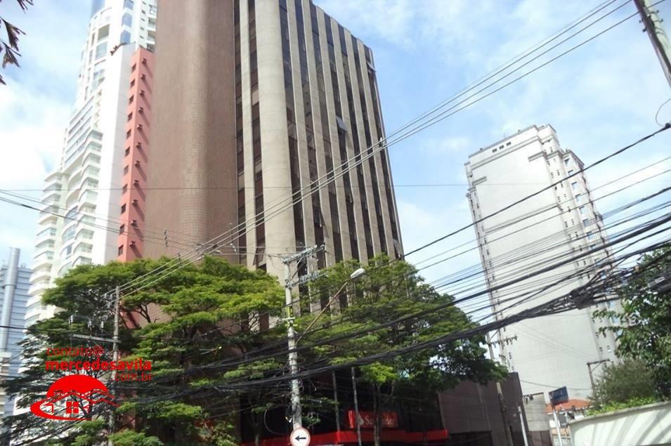 772 - Salas/Conjuntos - Brooklin - São Paulo -dormitório(s) -suíte(s) - foto 1