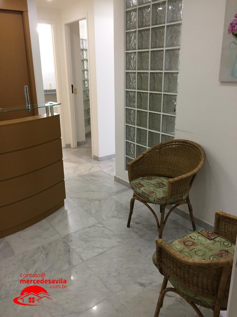 784 - Salas/Conjuntos - Moema Pássaros - São Paulo -dormitório(s) -suíte(s) - foto 1
