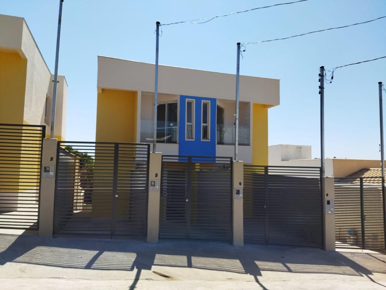 Casa de 74,42m²,  à venda