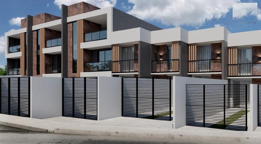 Casa de 125,40m²,  à venda