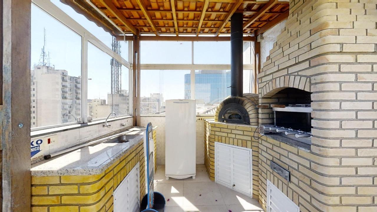Rooftop Cobertura Área Comum - Churrasqueira