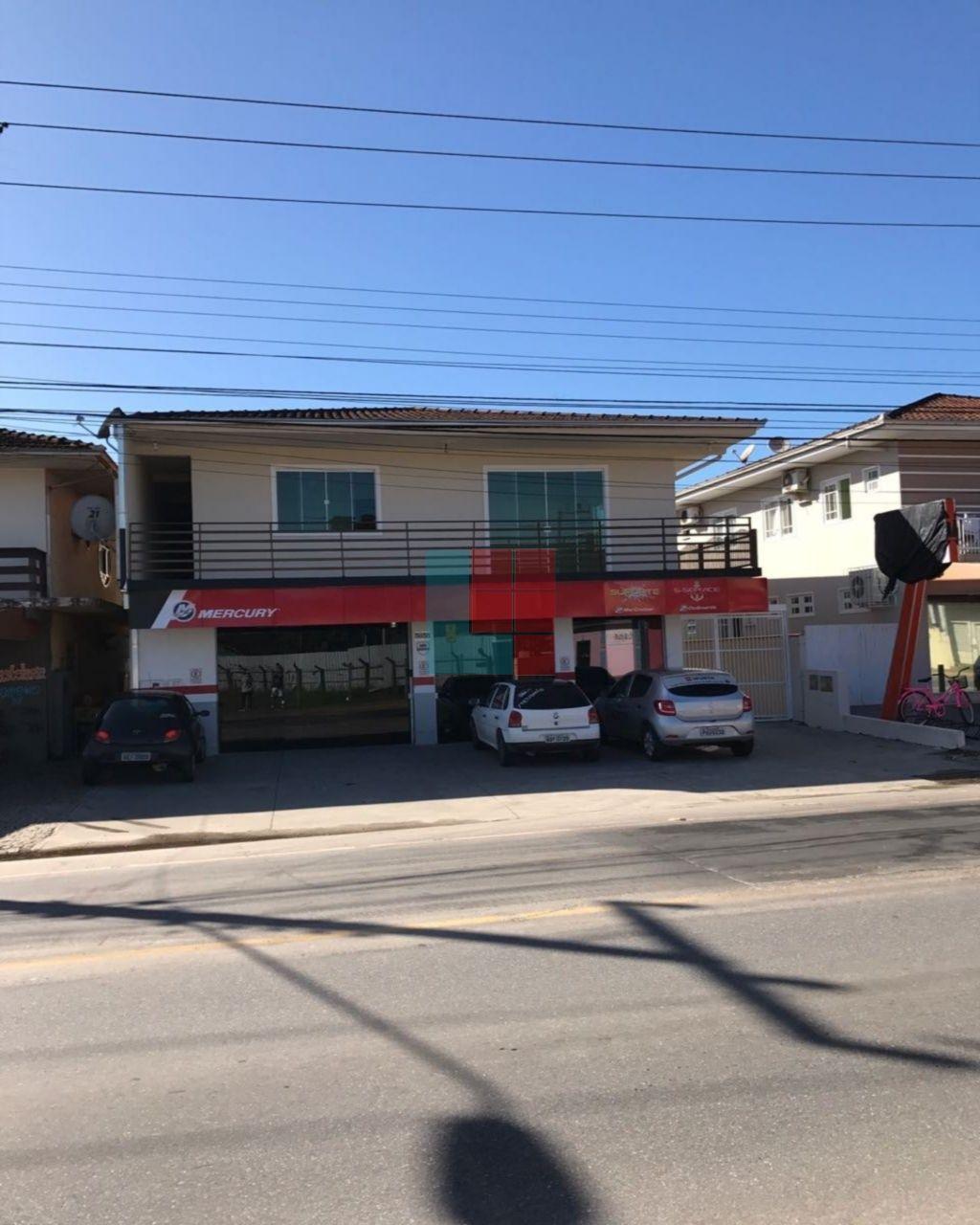 Ponto comercial à venda  no Aventureiro - Joinville, SC. Imóveis
