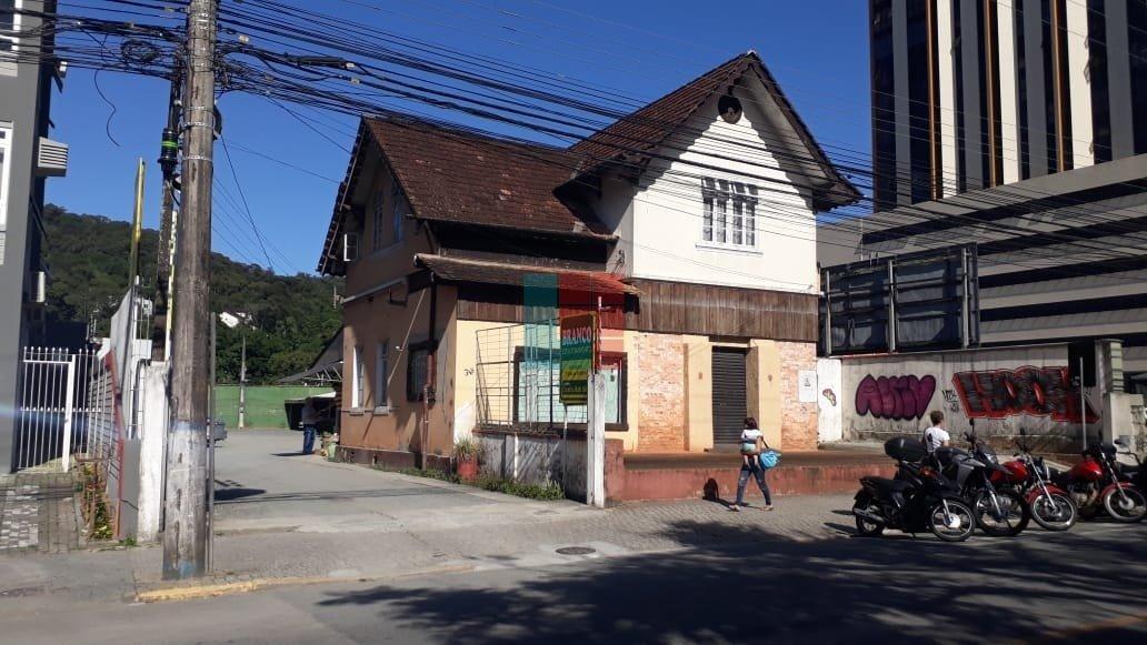 Terreno comercial à venda  no Centro - Joinville, SC. Imóveis