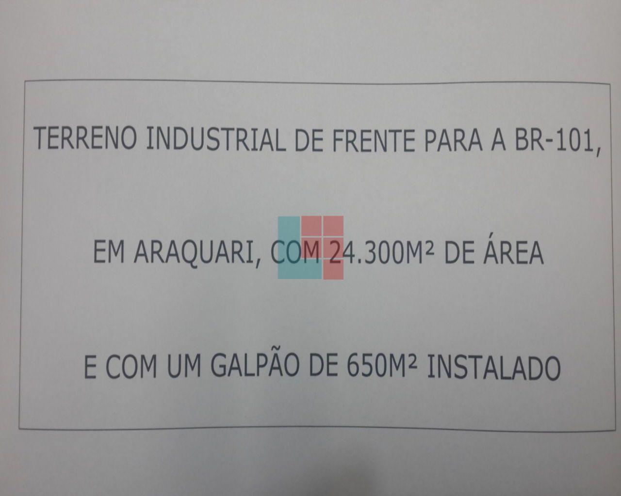 Terreno/Lote à venda  no Rainha - Araquari, SC. Imóveis