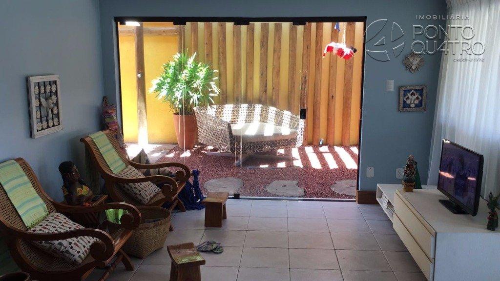 Casa Em Condominio de 4 dormitórios à venda em Stella Maris, Salvador - BA