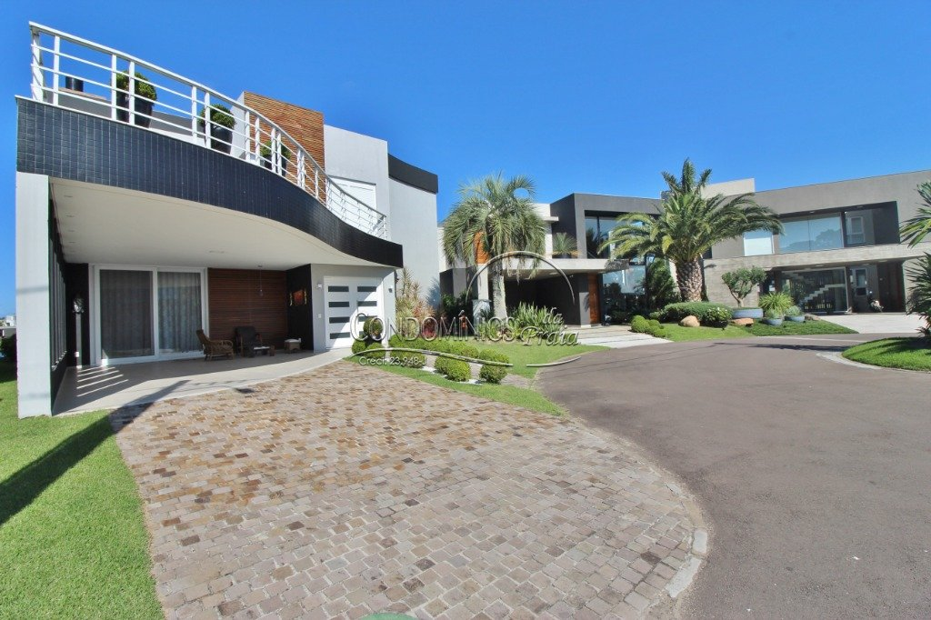 Sobrado Condomínio Malibu Beach Residence Xangri-lá