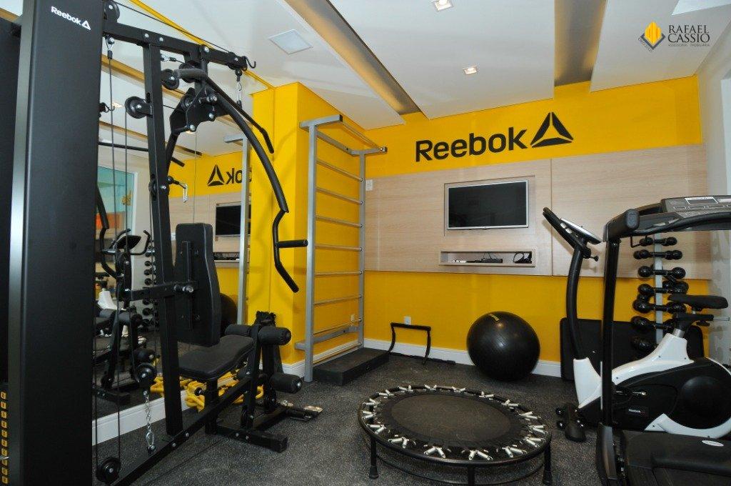 Espaço Fitness Reebok no Residencial Key West