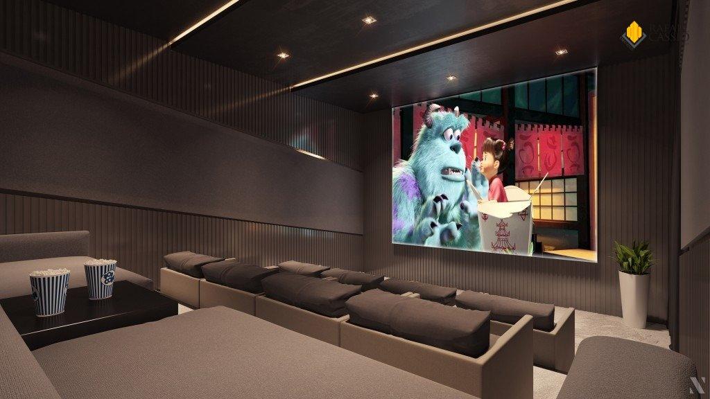 Cinema - Palm Beach em Piçarras