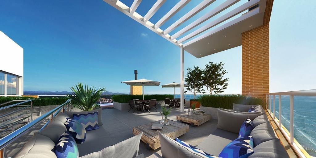 terraço Roof Top Beach em Piçarras