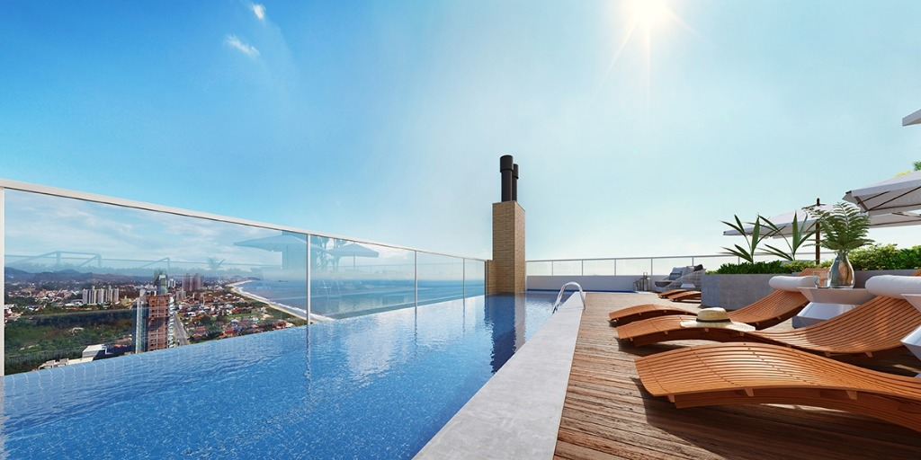 Roof Top Beach em Piçarras