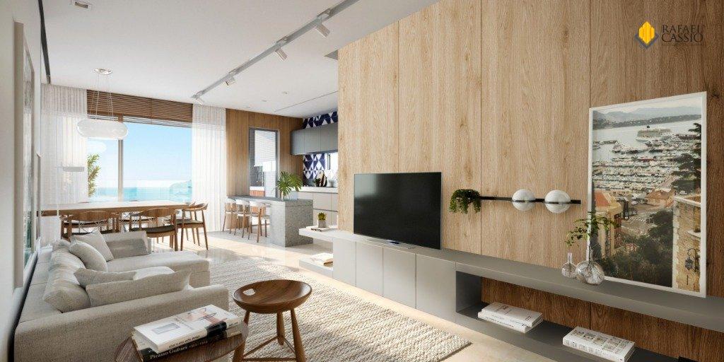 Apartamento em Piçarras - Residencial Portier