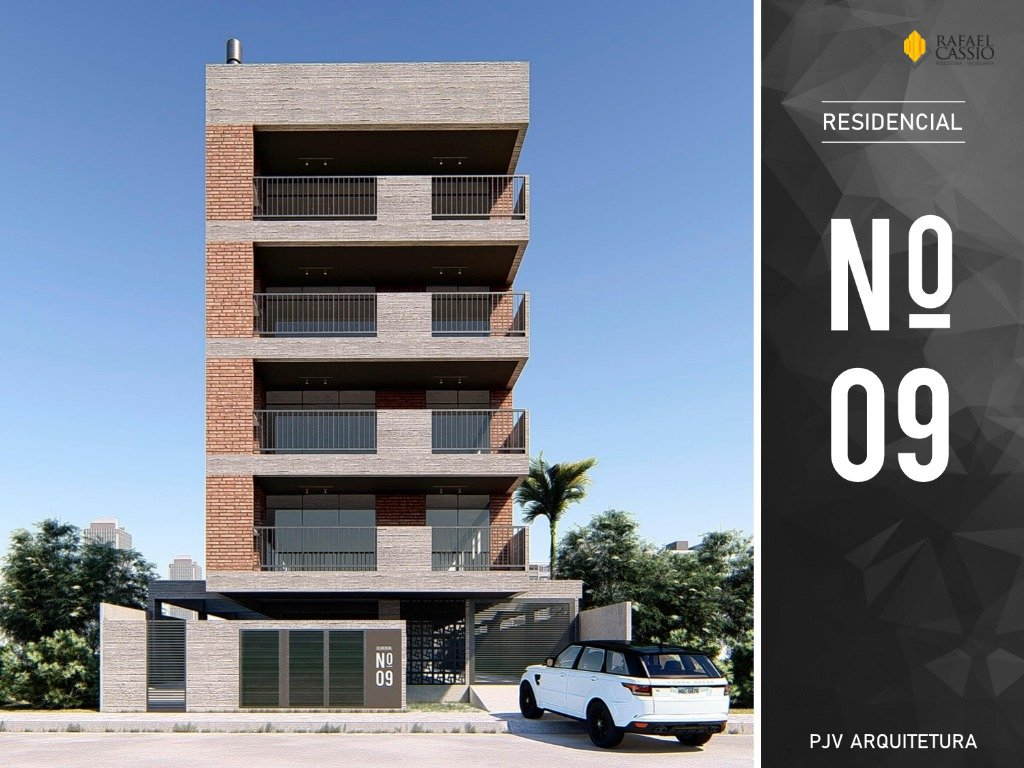 Residencial N9 em Piçarras - Apartamento Quadra Mar