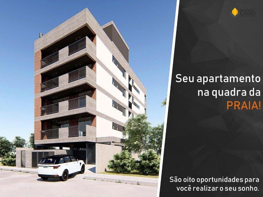 Apartamento quadra mar em Piçarras - Residencial N9