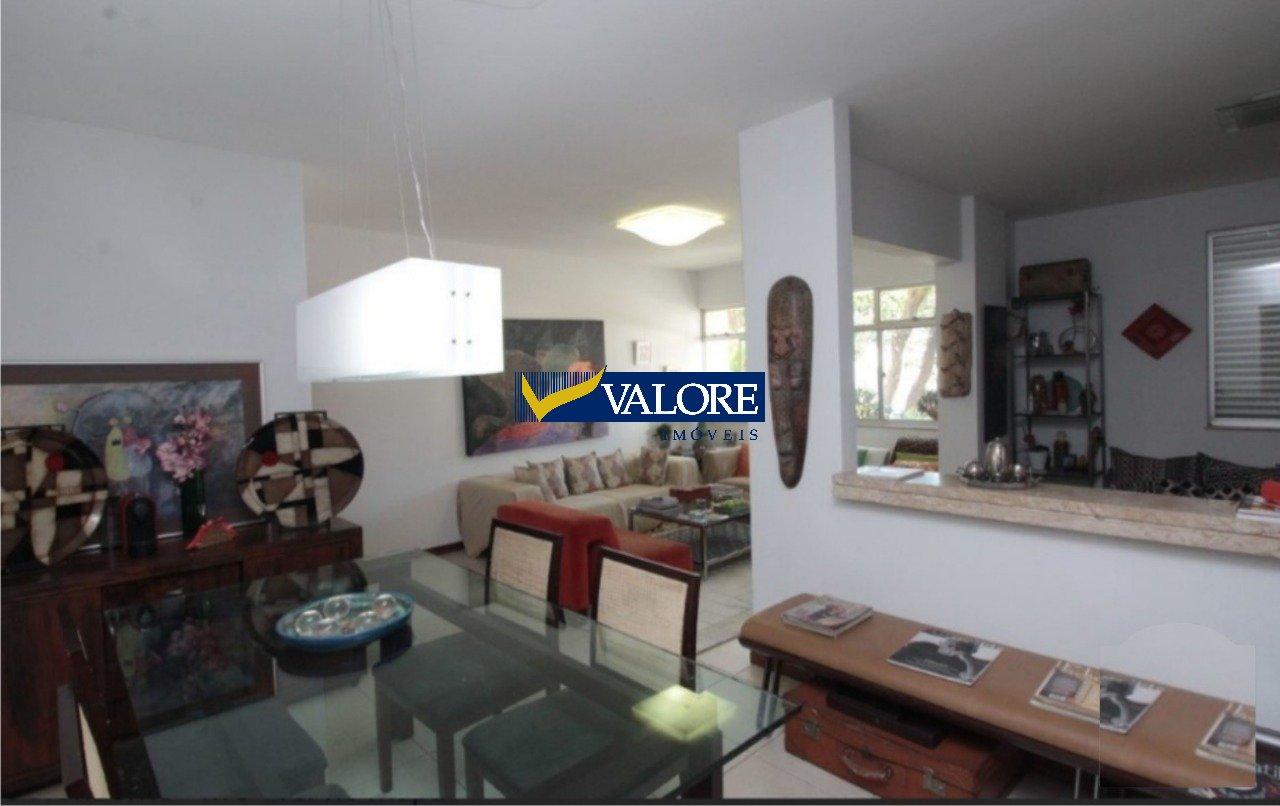 Apartamento de 123,64m²,  à venda