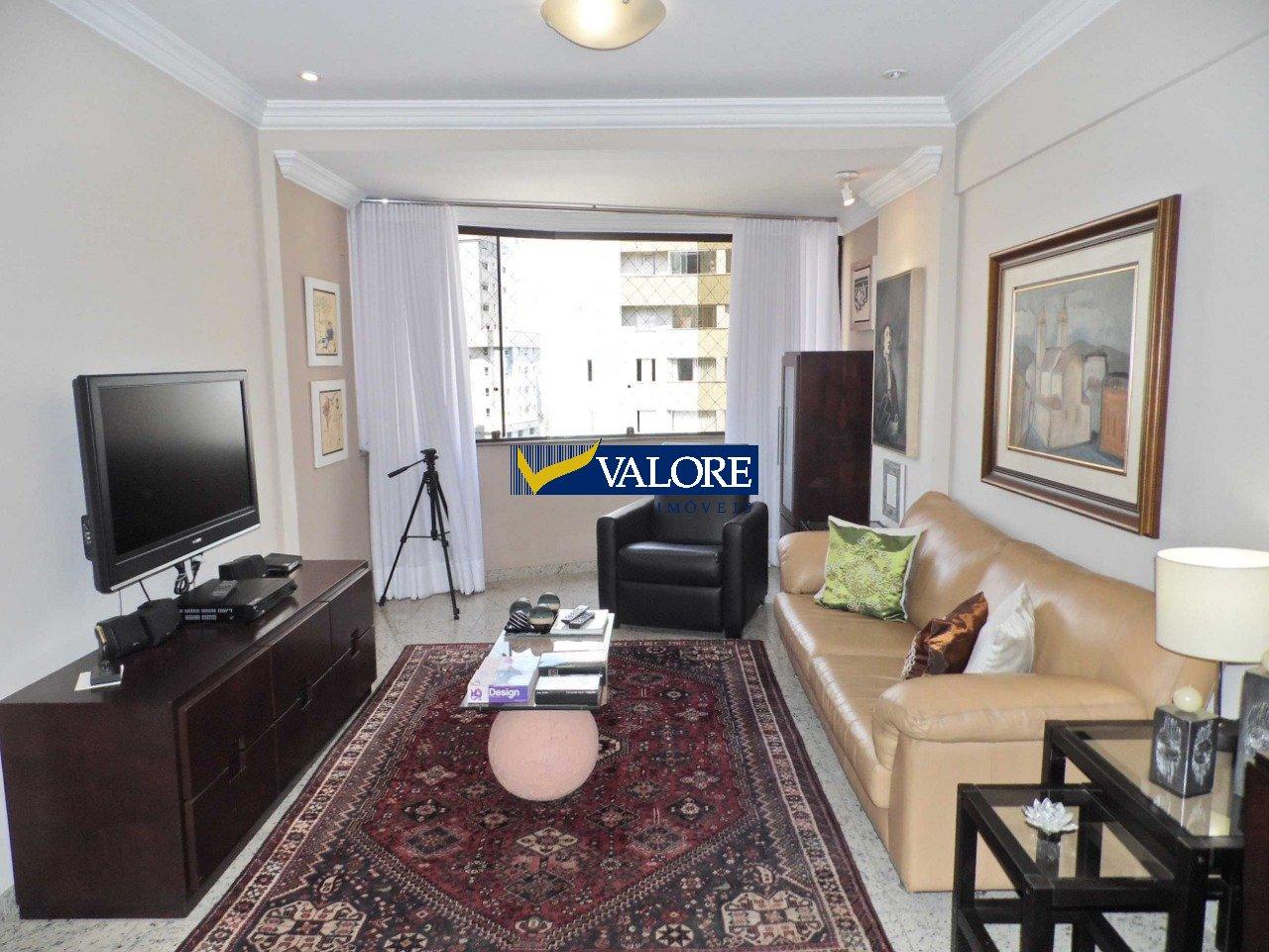 Apartamento de 127,00m²,  à venda