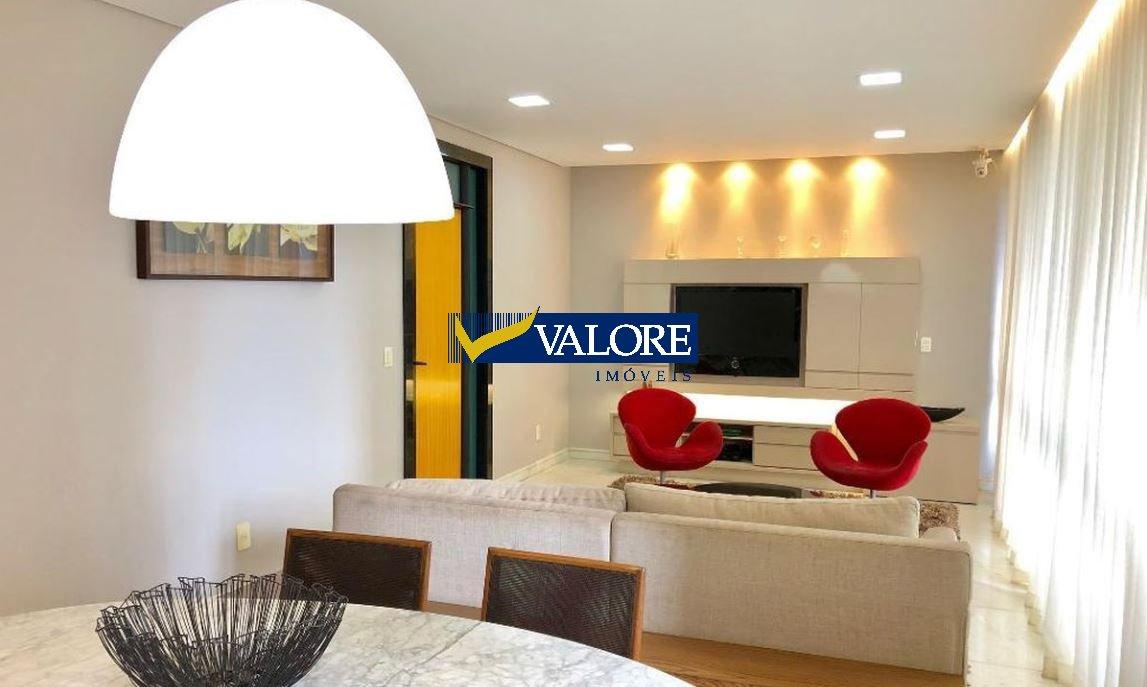 Apartamento de 154,00m²,  para alugar