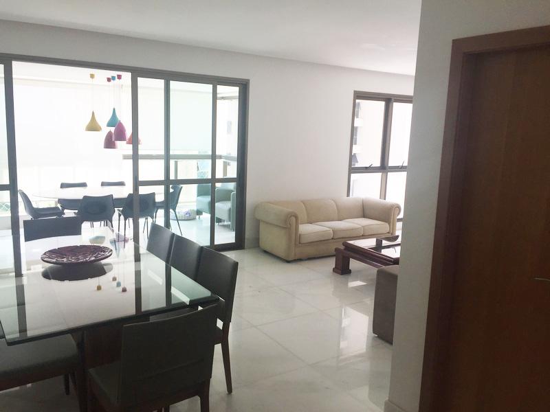 Apartamento de 222,00m²,  à venda