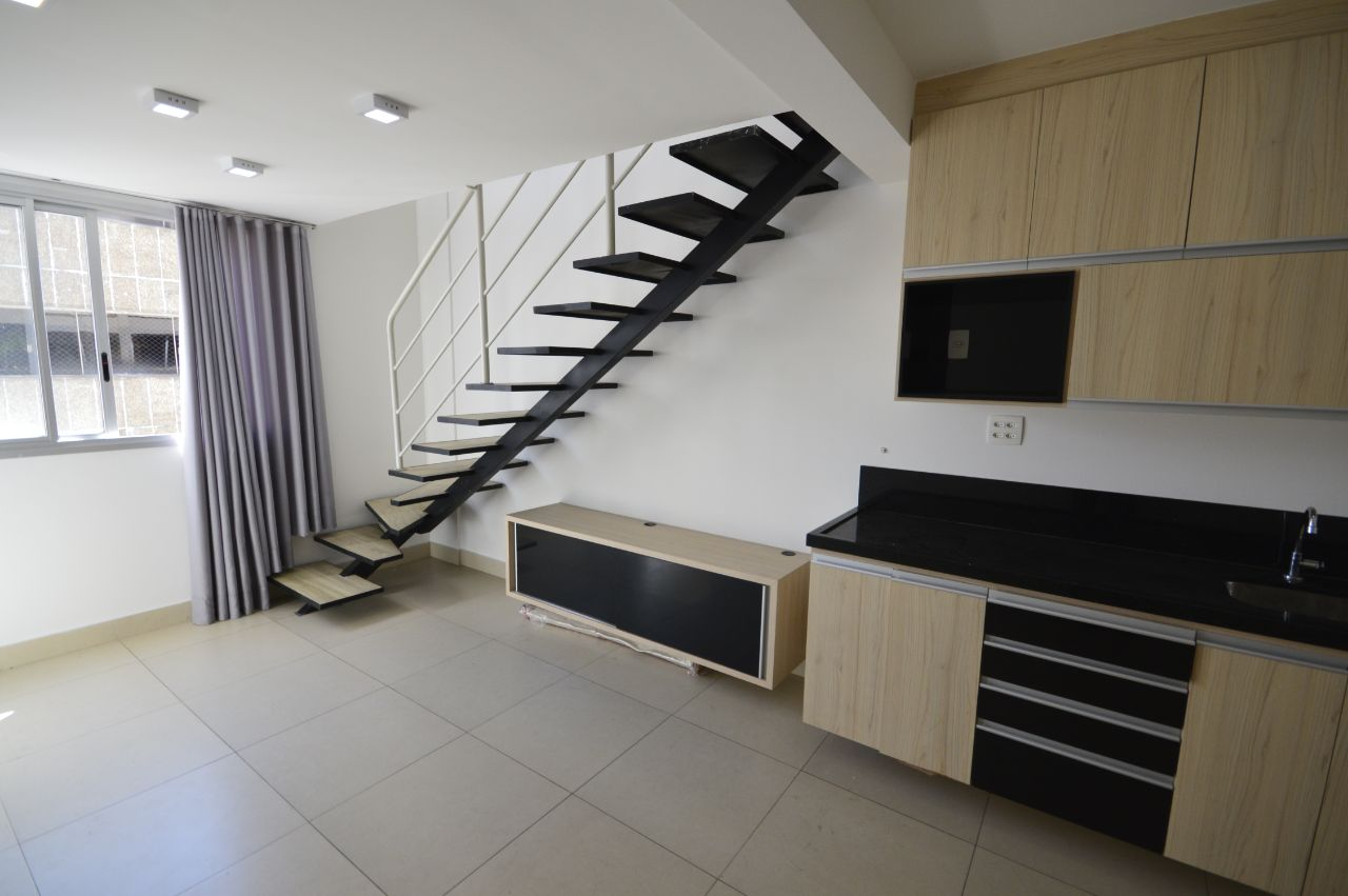 Loft de 42,60m²,  à venda