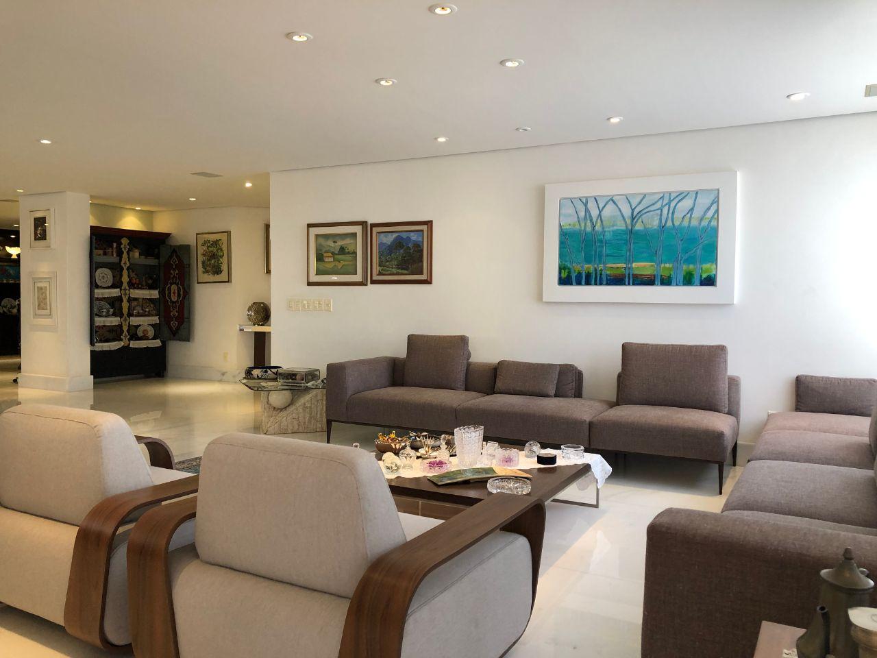 Apartamento de 486,00m²,  à venda