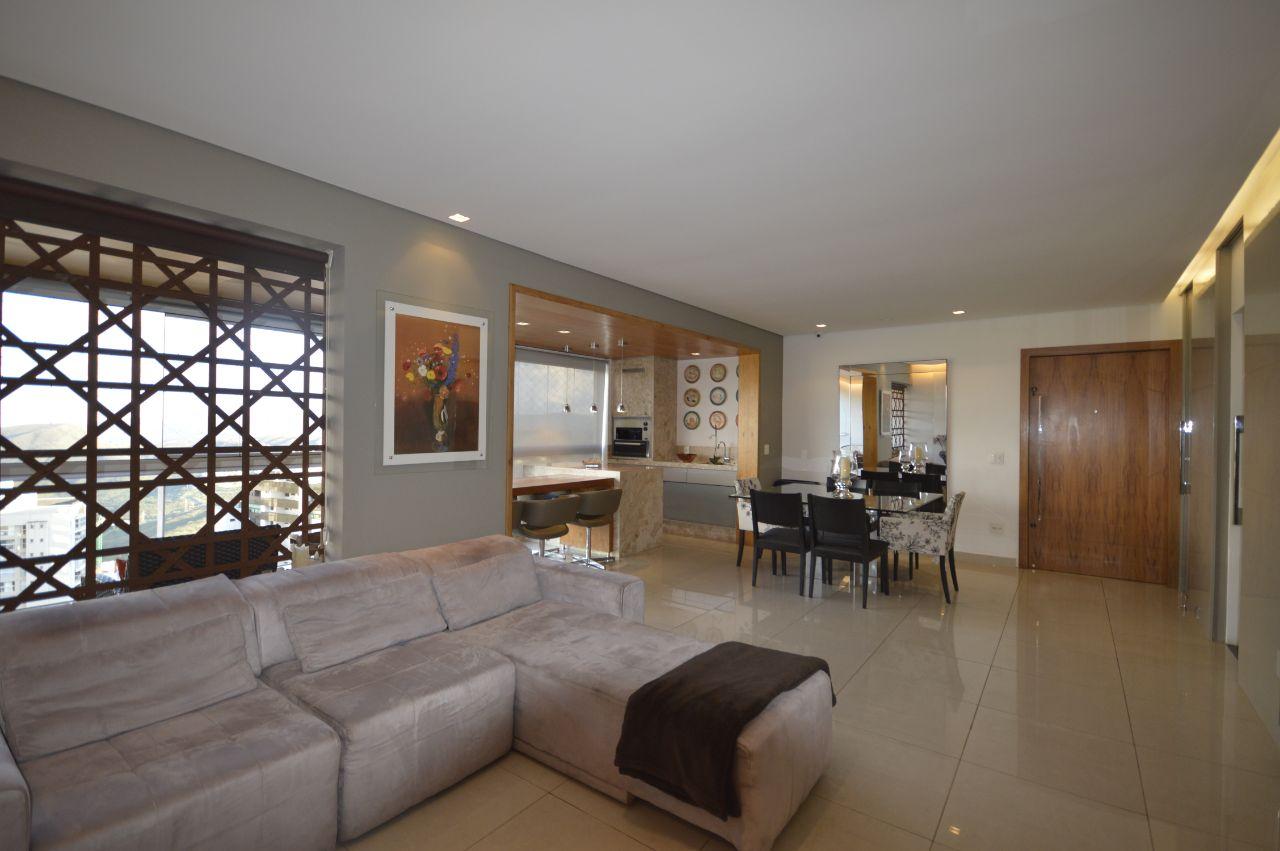 Apartamento de 138,00m²,  à venda