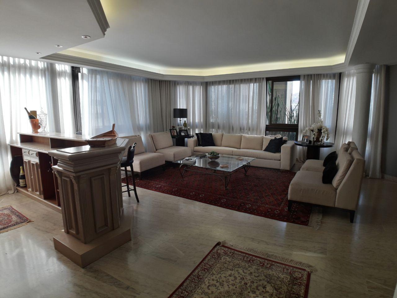 Apartamento para Aluguel com 4 quartos em Serra, Belo Horizonte - COD: 812