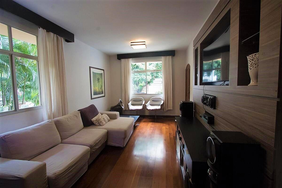 Apartamento para Venda com 4 quartos em Carmo, Belo Horizonte - COD: 941