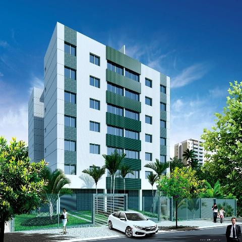 Apartamento de 65,49m²,  à venda