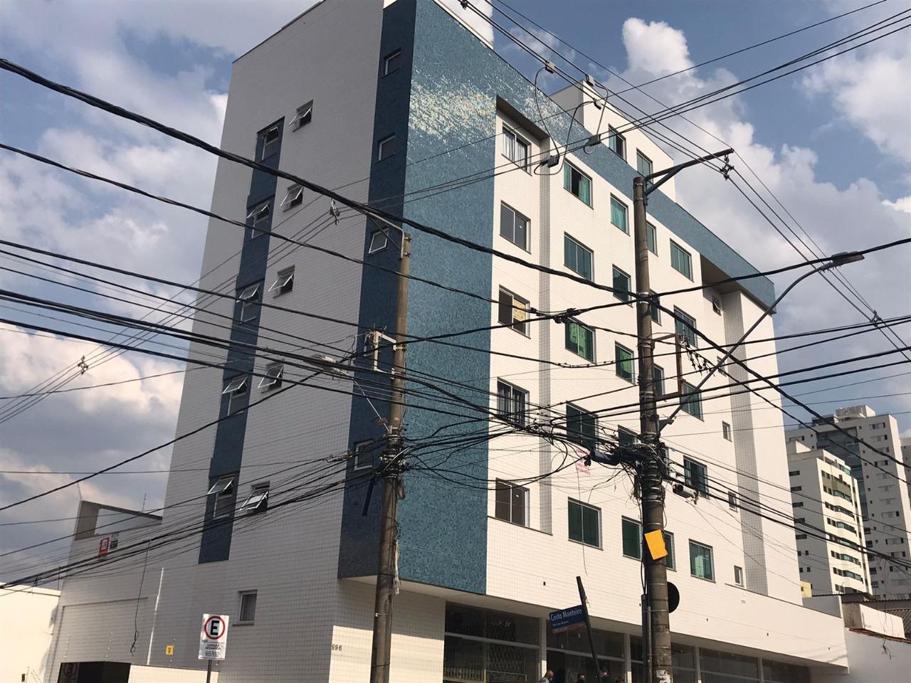 Apartamento de 38,00m²,  para alugar