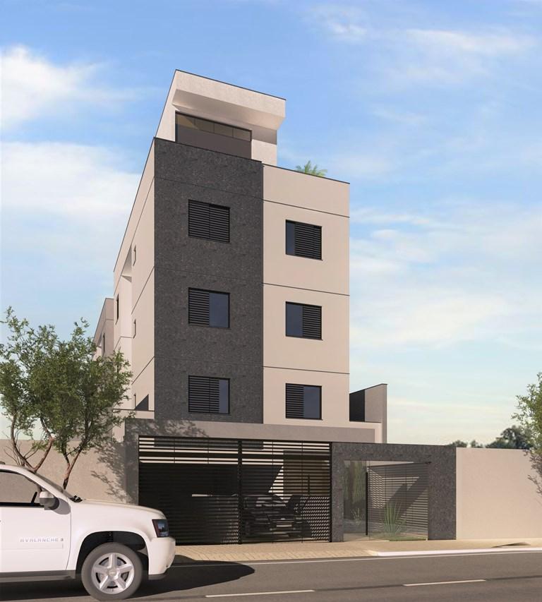 Área privativa de 54,00m²,  à venda